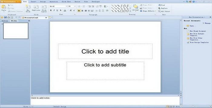 11 Alternatif Aplikasi Presentasi Selain Kingsoft Office Presentation