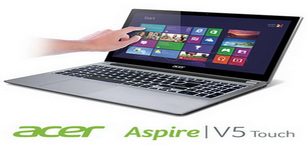 Laptop Acer Aspire V5-571P-6642 Touch Screen