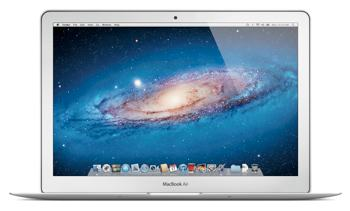 Laptop Apple MacBook Air MD231LL_B