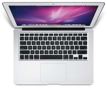 Laptop Apple MacBook Air MD231LL_D