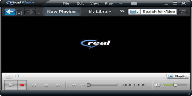 Download Video dengan Real Player Video Downloader