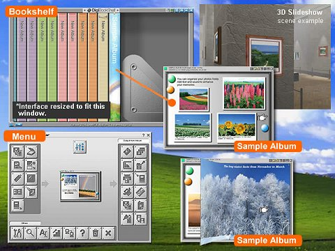 Software Photo DigiBookShelf