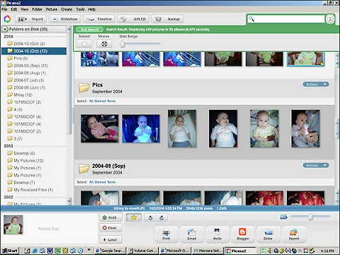Software Photo Google_Picasa
