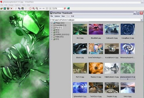 Software Photo irfanview
