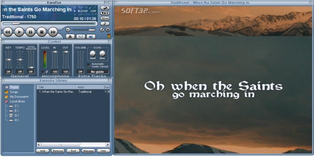Download Software Karaoke Gratis Untuk Komputer_KaraFun_B