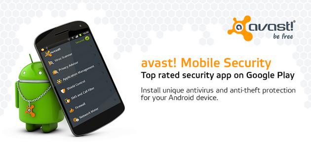 Meningkatkan Keamanan TabletSmartphone Anda dari Virus dan Malware - Avast