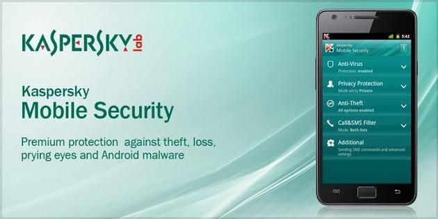 Meningkatkan Keamanan TabletSmartphone Anda dari Virus dan Malware - Kaspersky