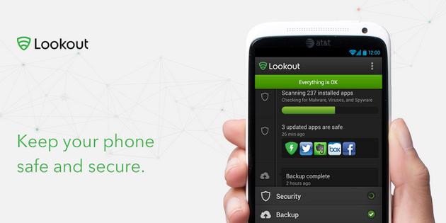 Meningkatkan Keamanan TabletSmartphone Anda dari Virus dan Malware - Lookout