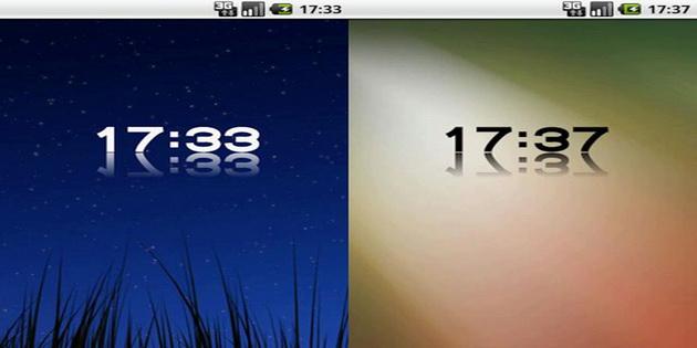 Aplikasi Widget Jam dan Kalendar Untuk Android d-clock-widget
