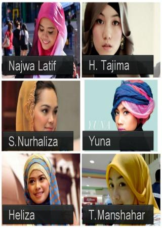 Download Gratis Aplikasi Tutorial Hijab untuk Android-Artist Hijab Tutorial