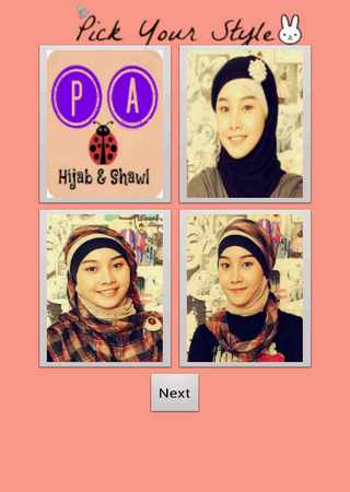 Download Gratis Aplikasi Tutorial Hijab untuk Android-Free Hijab Picture Tutorial