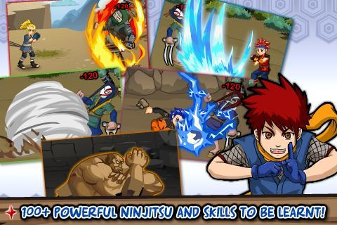 Download Gratis Games Android Anak Ninja Saga_B