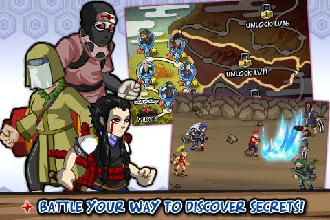 Download Gratis Games Android Anak Ninja Saga_C