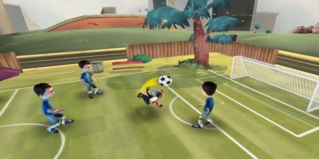 Download Gratis Games Android Sepakbola Soccer Moves_C