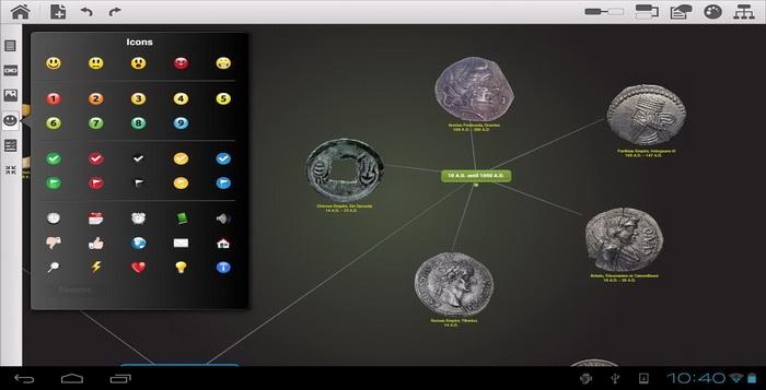 Aplikasi Presentasi Android Mindomo Untuk Rapat_C