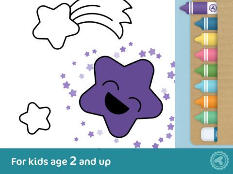 Aplikasi iPhone Toonia Buku Mewarnai Untuk Anak_E