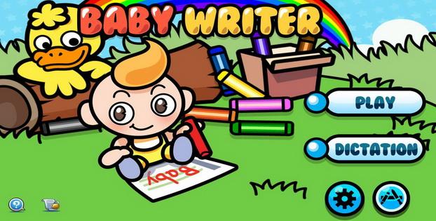 Belajar Bahasa Inggris Untuk Anak Dengan Baby Writer Android