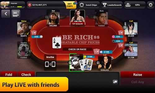 Bermain Game Poker Terbaik Untuk Smartphone Download Zynga Poker Texas Holdem
