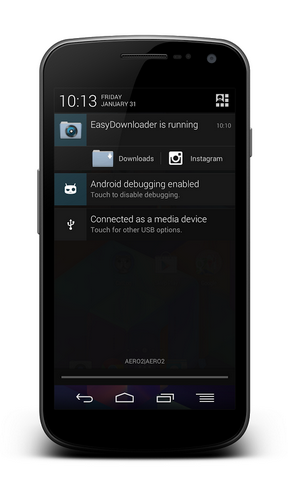 Cara Menyimpan Foto dan Video Instagram Dengan EasyDownloader Android_C