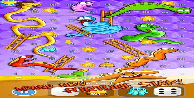 Download Game Android Anak Permainan Ular Tangga_B