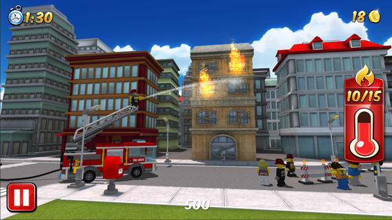 Download Game Android iOS Anak LEGO City My City_A