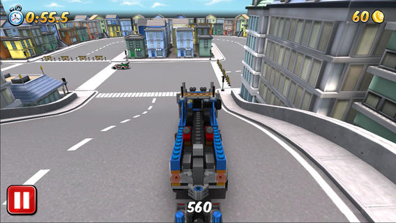 Download Game Android iOS Anak LEGO City My City_C