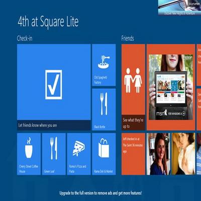 Empat Aplikasi Foursquare Gratis Untuk Perangkat Windows 8_B