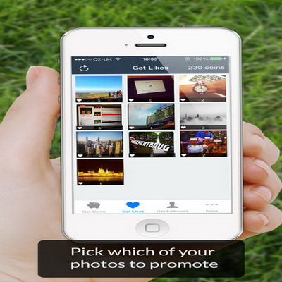 Instagram Dengan Instaliker iPhone dan iPad_B