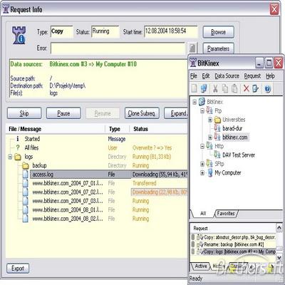 Lima Software FTP Terbaik Dan Gratis Untuk Windows_D