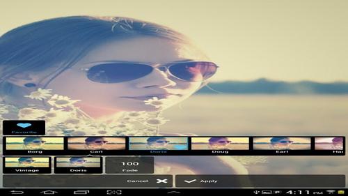 Membuat Variasi Foto Indah Aplikasi Edit Foto Pixlr Express_B