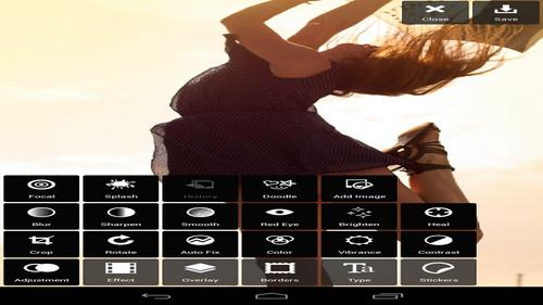 Membuat Variasi Foto Indah Aplikasi Edit Foto Pixlr Express_C