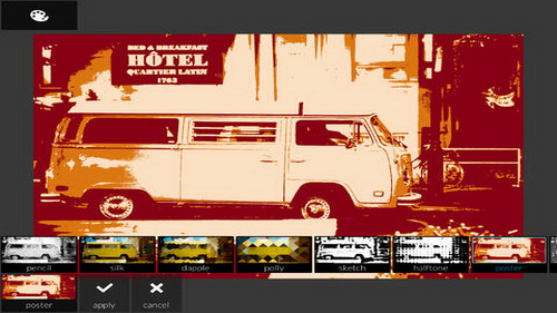 Membuat Variasi Foto Indah Aplikasi Edit Foto Pixlr Express_E
