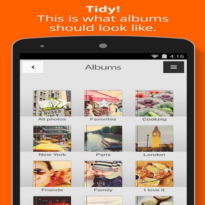 Mengatur Foto Dengan Aplikasi Organizer Foto Tidy_B
