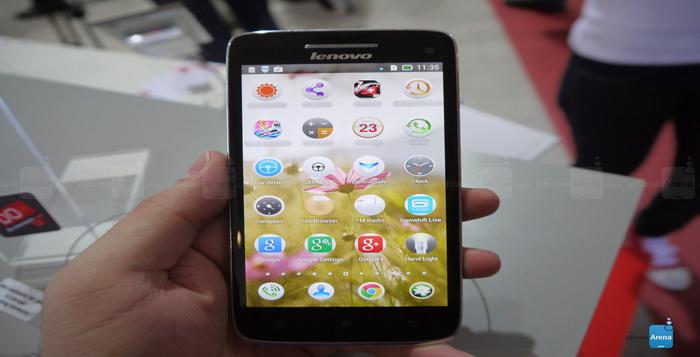 Spesifikasi Detail Smartphone Android Lenovo VIBE X