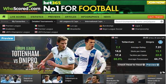Website Online Terbaik Melihat Hasil Pertandingan Sepabola_C