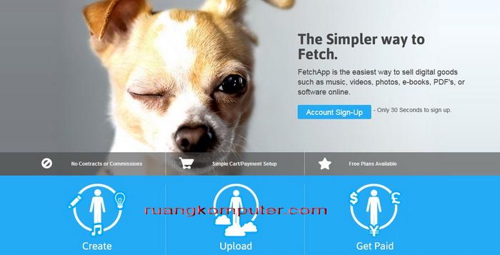 Website Online Top Untuk Menjual Produk Digital FetchAPP_B