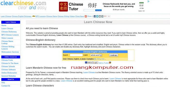 Website Untuk Belajar Bahasa Cina Online Gratis_A