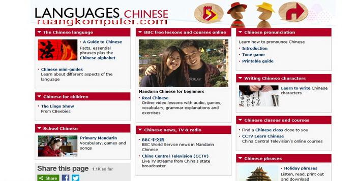 Website Untuk Belajar Bahasa Cina Online Gratis_B