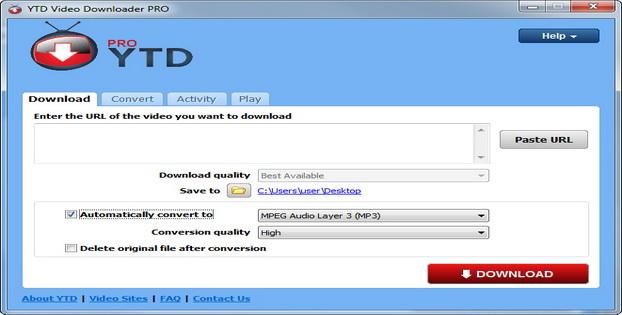 You Tube Downloader Download Video Youtube File dan Mp3 Versi Windows