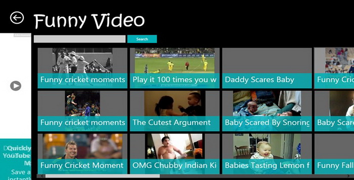 4 Aplikasi Gratis Untuk Menonton Video Lucu Pada Windows 8_A