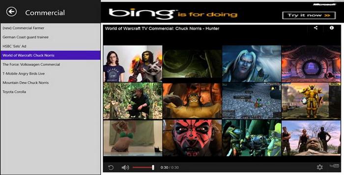 4 Aplikasi Gratis Untuk Menonton Video Lucu Pada Windows 8_B