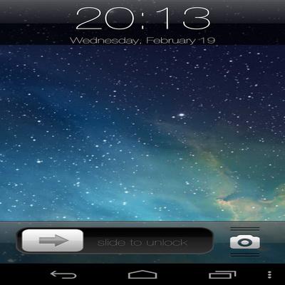 Aplikasi Android Untuk Merubah Android Menjadi Tampilan iPhone_B1
