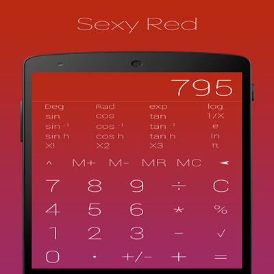 Aplikasi Calcoid Kalkulator Mate Matika Gratis Android_A