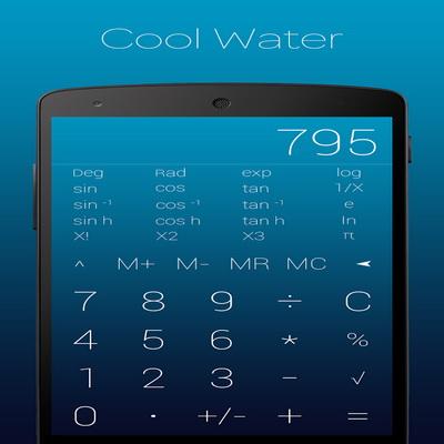 Aplikasi Calcoid Kalkulator Mate Matika Gratis Android_C