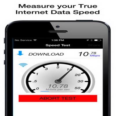 Aplikasi Gratis iPhone Untuk Uji Kecepatan Bandwith Internet_E
