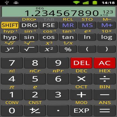 Aplikasi Kalkulator Scientific Atau Mate Matika Untuk Android_A