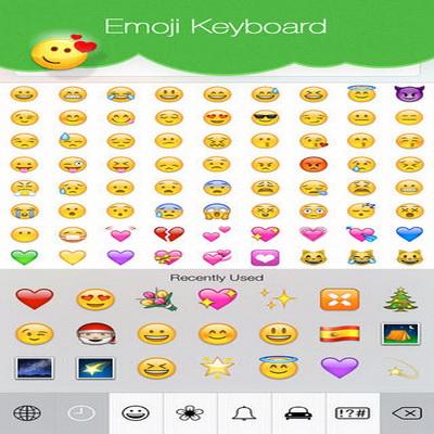 Aplikasi Keyboard Emoji Sticker Gratis Untuk iPhone Dan iPad_C