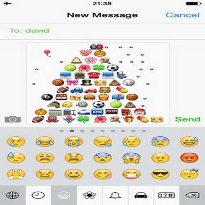 Aplikasi Keyboard Emoji Sticker Gratis Untuk iPhone Dan iPad_E