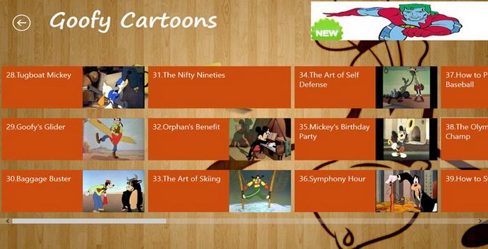 Aplikasi Untuk Menonton Film Kartun Anak Pada Windows 8_A