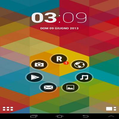Daftar Launcher Theme Terbaik Gratis Mudah Android_C